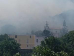 Incendio Mondragone 4