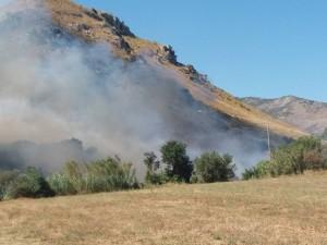 Incendio Mondragone 5