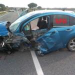 ESCLUSIVA RPR: le foto di ciò che resta delle auto coinvolte nel terribile incidente sulla Variante Anas