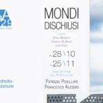 Caserta, all'aA29 Project Room il Vernissage Mondi Dischiusi | Fotoscultura