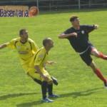 La Casertana viene travolta dal San Basilio Palestrina e perde secondo posto e Coppa Italia TIM