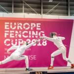 Il Team Russia vince la coppa europa di spada al Tarì di Marcianise