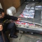 Arrestati tre rumeni e sequestrati 133 Kg di sigarette di contrabbando