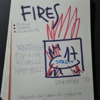 """""""Incendi"""" artistici con FIRES in """"Spazio 17"""" a Caserta"""