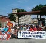 Continua lo sciopero ad oltranza dei lavoratori della Hewlett-Packard