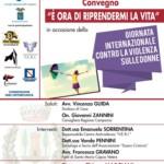 """A Cesa il Convegno sulla Violenza di Genere """"E' ora di riprendermi la vita"""""""