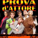 Da Tirana a Bruxelles a Roma: Caserta, con «Prova d'Attore» prescelta per il Roma Comic Off