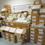 Recuperati farmaci rubati a Marcianise