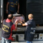 Sequestrate dalla GdF 10 tonnellate di sigarette di contrabbando