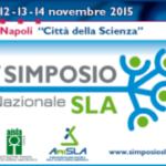 Primo Simposio nazionale sulla SLA, Antonio Tessitore interviene sui diritti dei malati