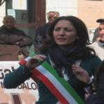 Minacce al sindaco di Maddaloni Rosa De Lucia