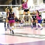 Turco illustra al presidente della Lega Volley Femminile Fabris il futuro della VolAlto