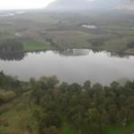 In stato di abbandono il lago di Falciano