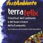"""""""FestAmbiente Terra Felix"""" al Casale di Teverolaccio"""