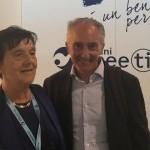 Il Sindaco di Caserta Marino al Meeting di Comunione e Liberazione