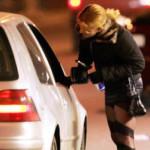 Fermate 15 prostitute sul Viale Carlo III a Caserta: 7 espulse!