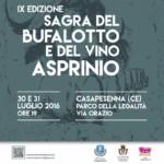 A Casapesenna Sagra del bufalotto e del vino asprinio