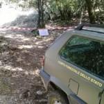 Sbancamenti abusivi a Mignano Monte Lungo